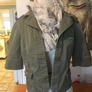 Easy warm-weather jacket